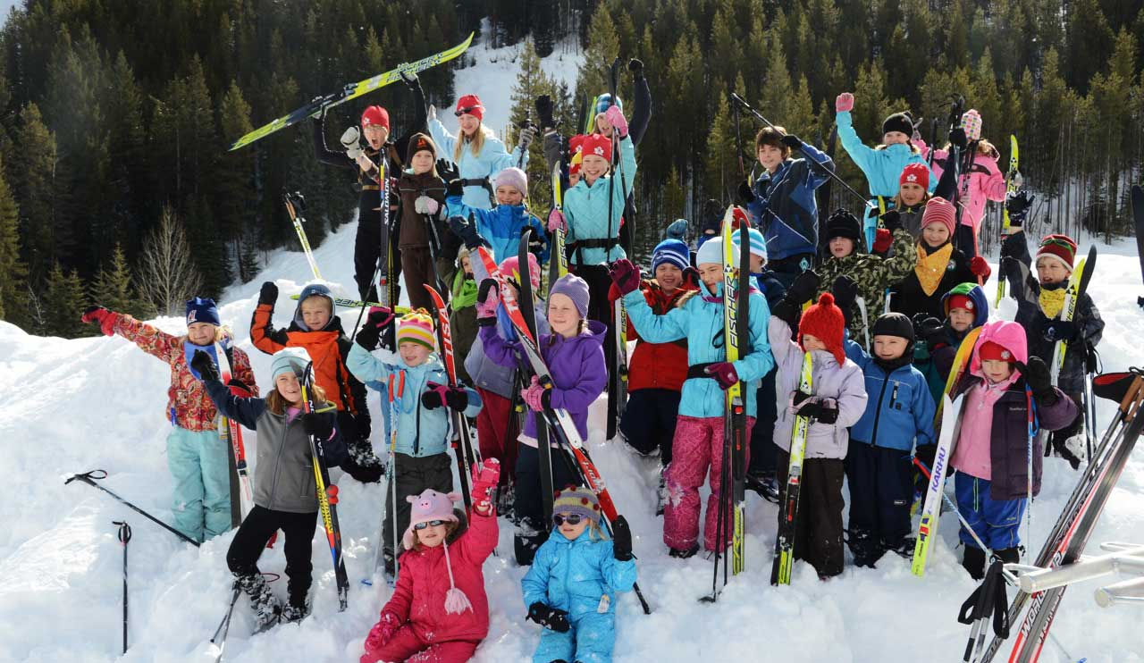 Toby Creek Nordic Ski Club - Youth Programs