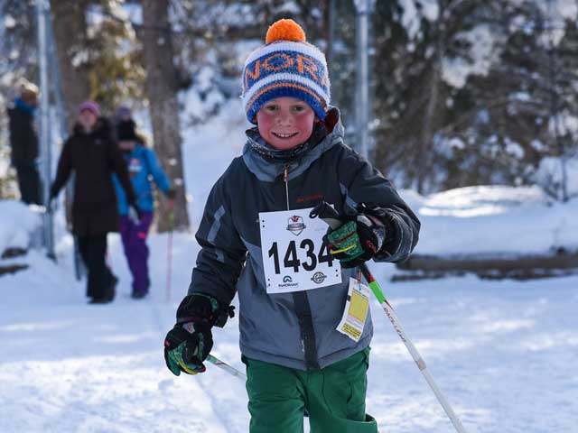 Toby Creek Nordic Ski Club - Youth Programs